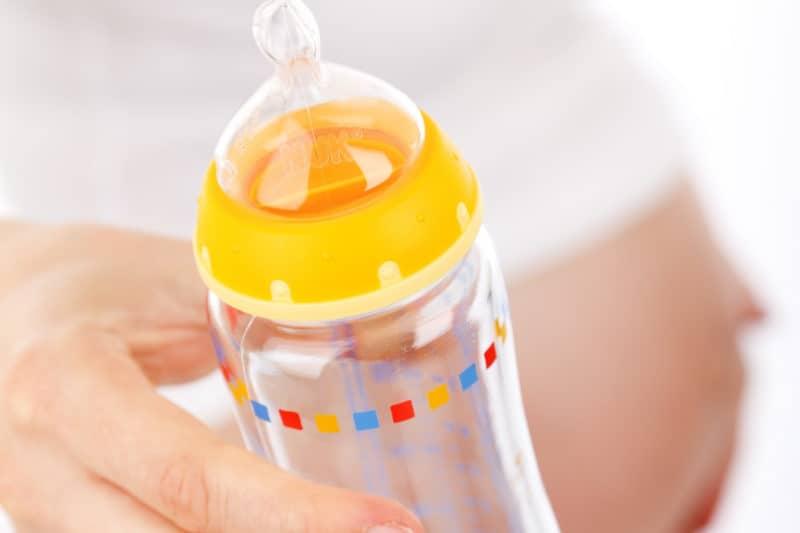 Baby milk