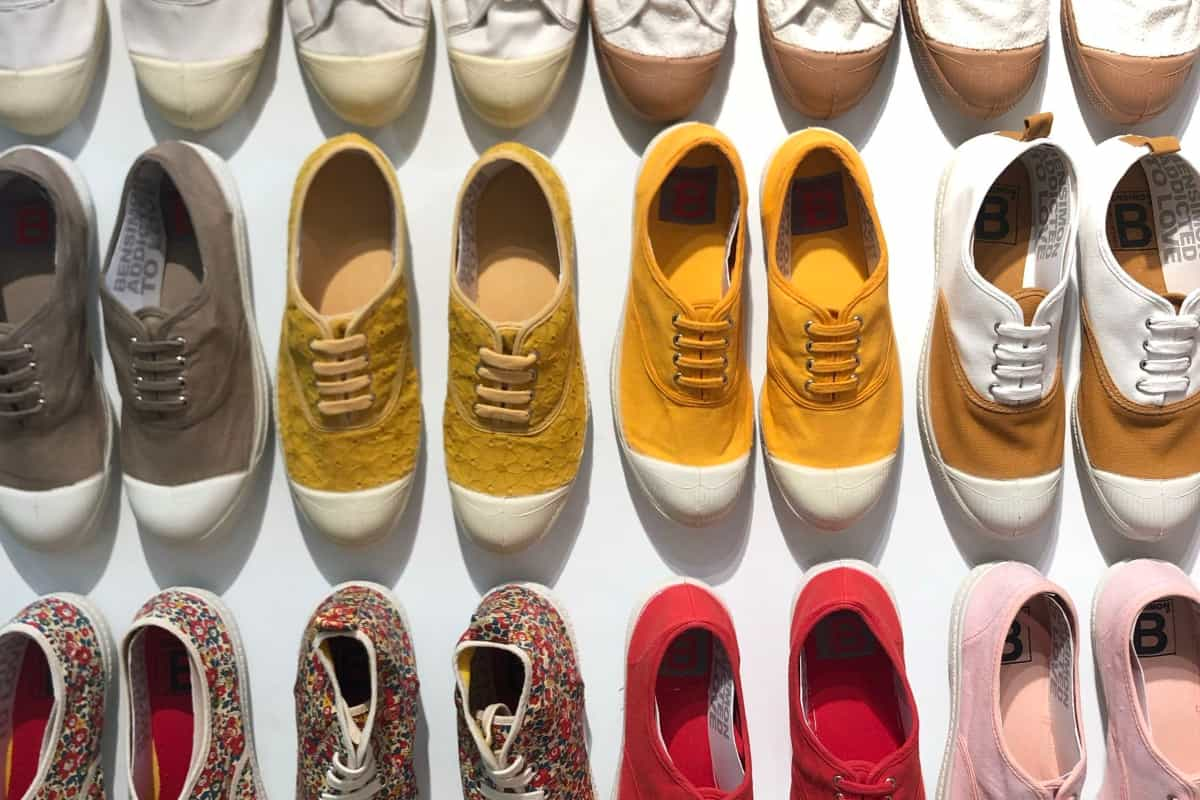Comfy footwear