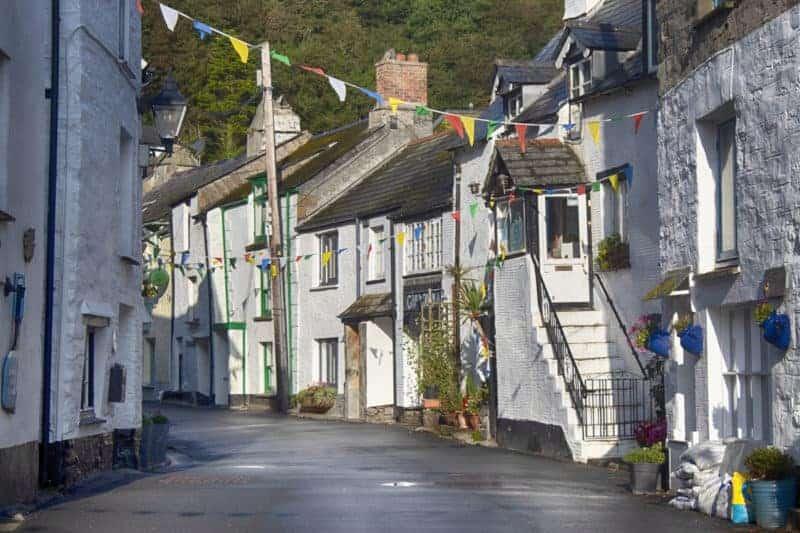 Cornwall - Christmas getaways