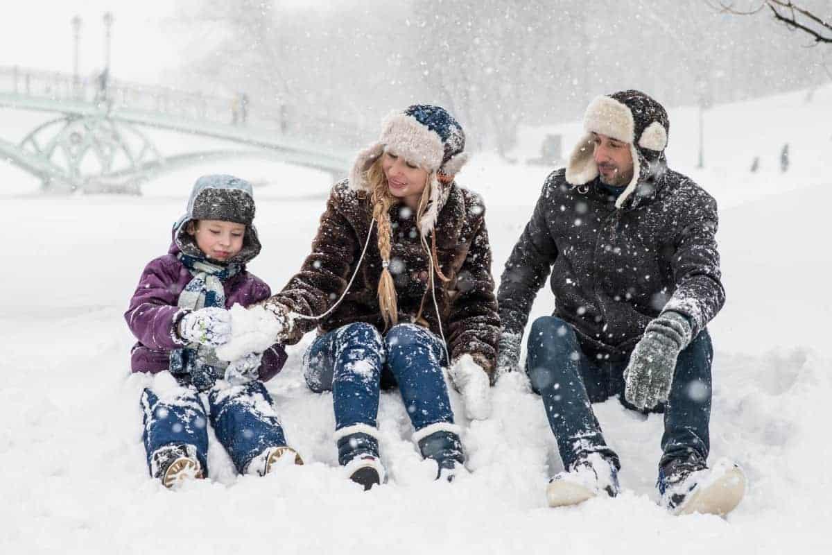 Family Health - Holiday Season