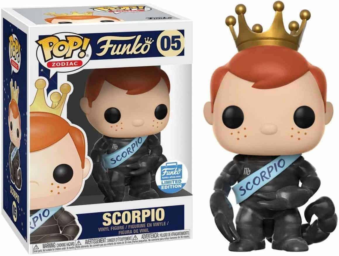 Funko Pop Zodiac