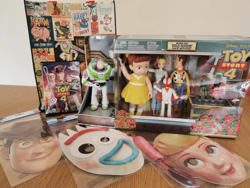 Toy Story 4 merchandise