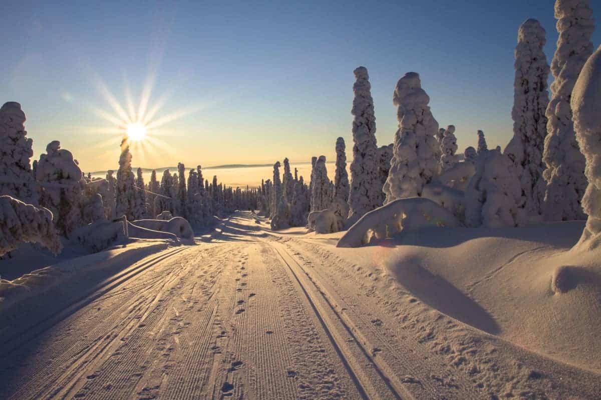 Lapland - Christmas getaways