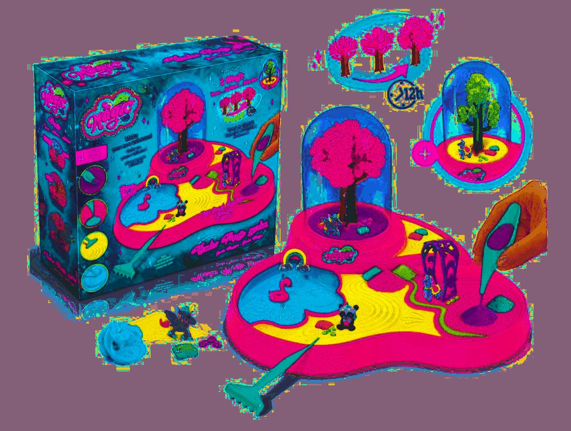 So Magic Wonder Garden