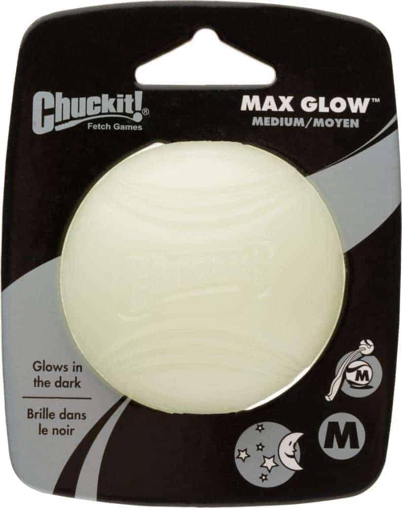 Chuckit! Max Glow Medium