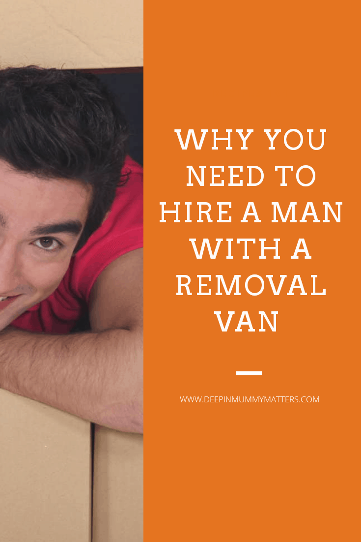 removal man and van