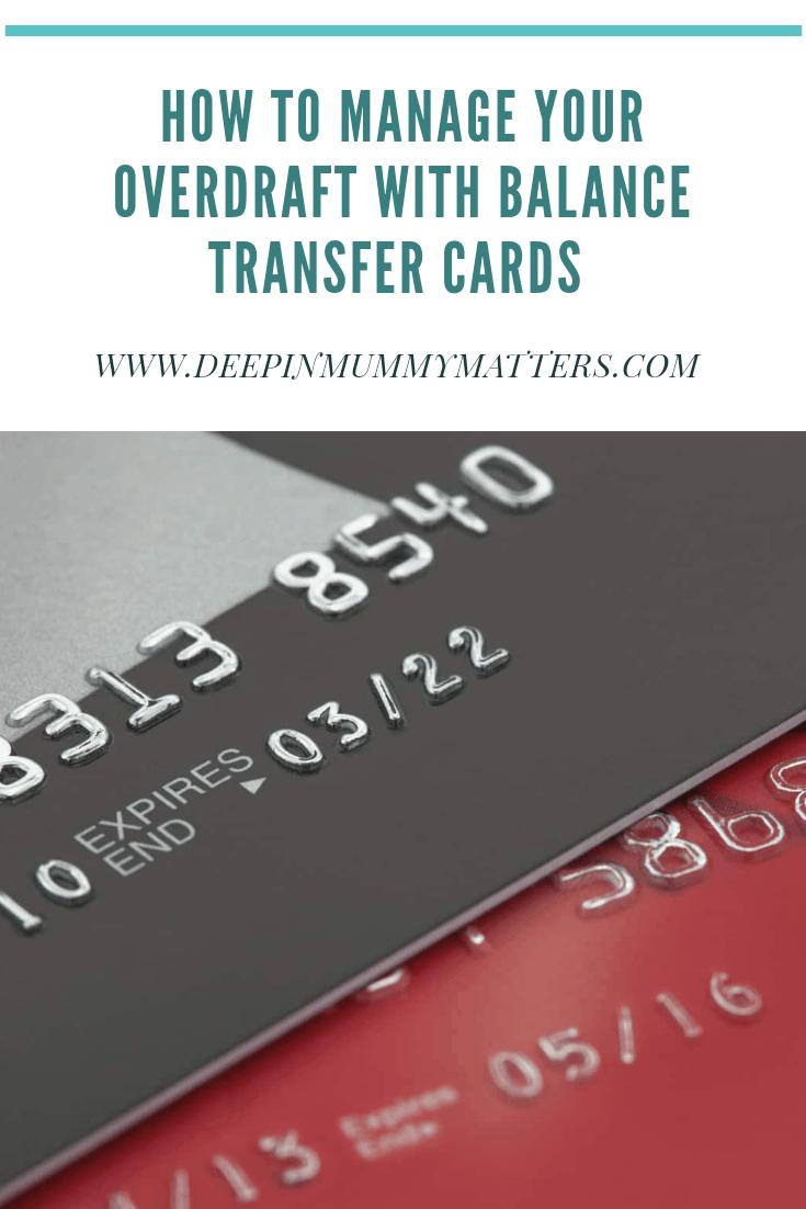 overdraft cards