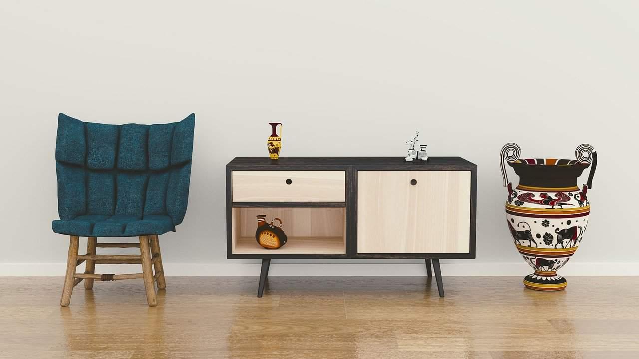 Classic furnishings