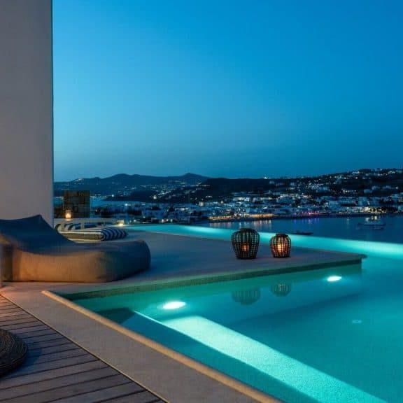 Luxurious Mykonos Villas