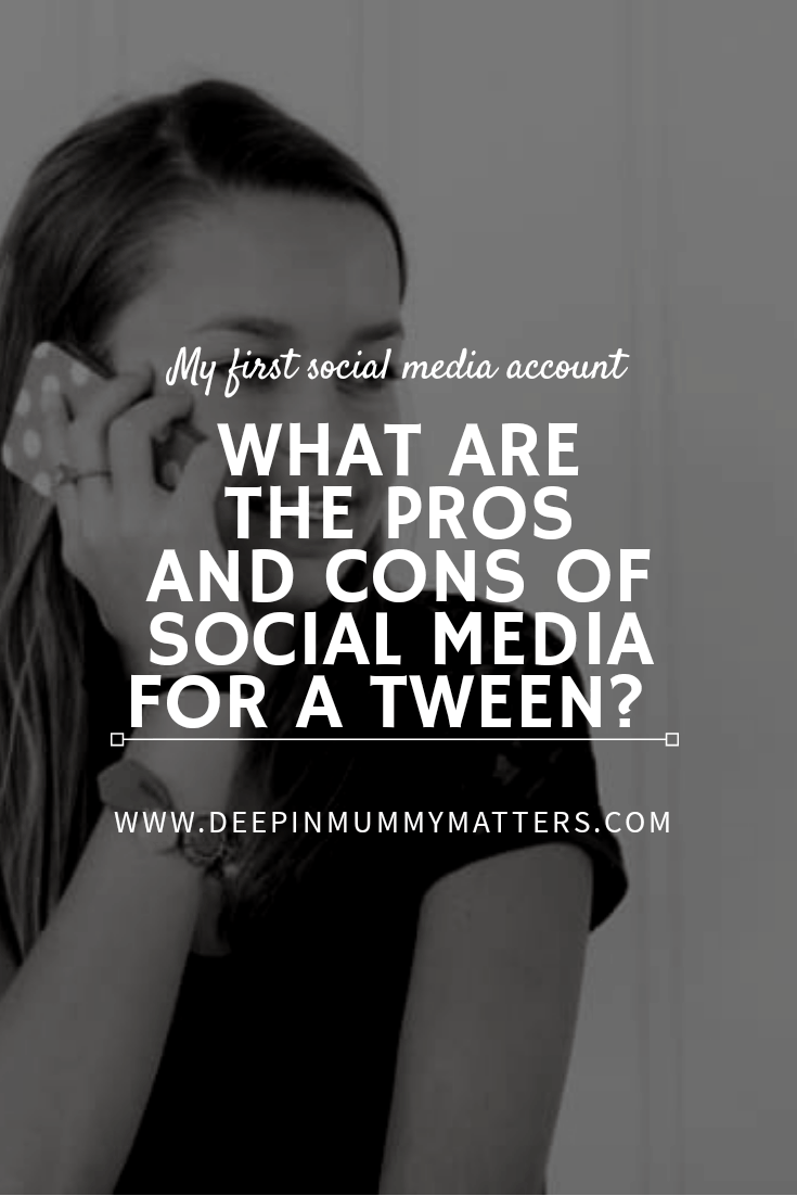 social media tweens