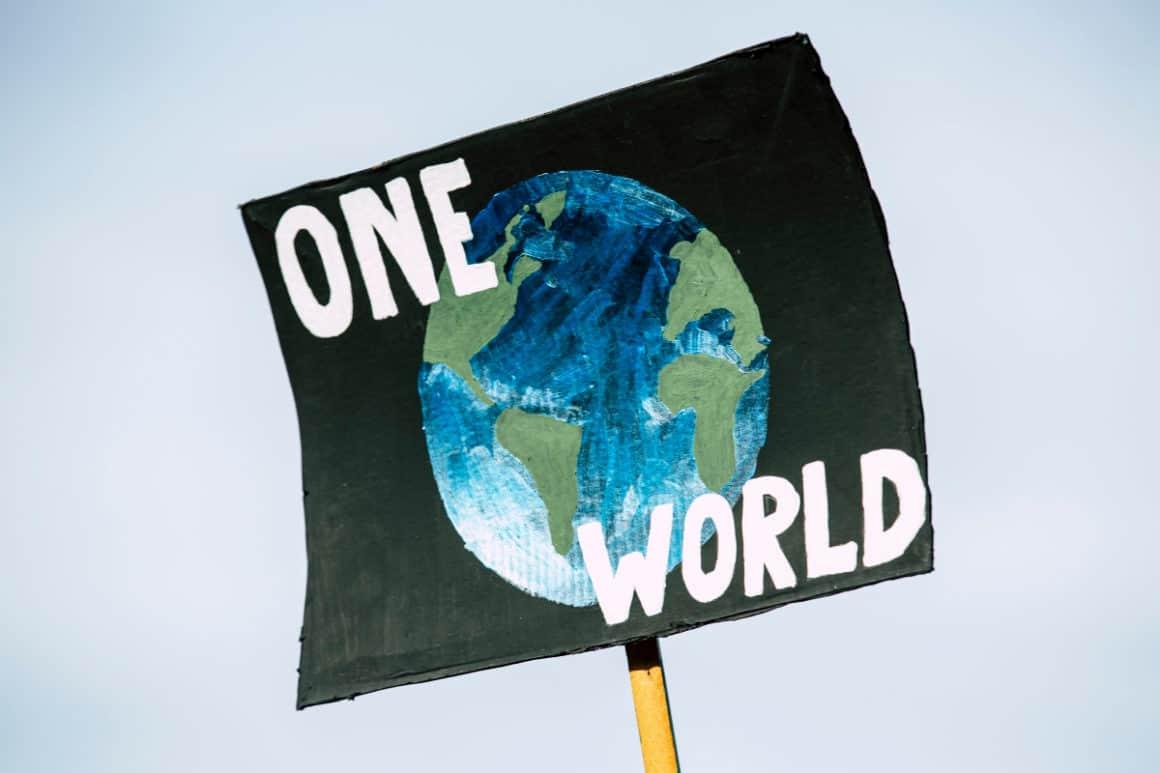 help save the world