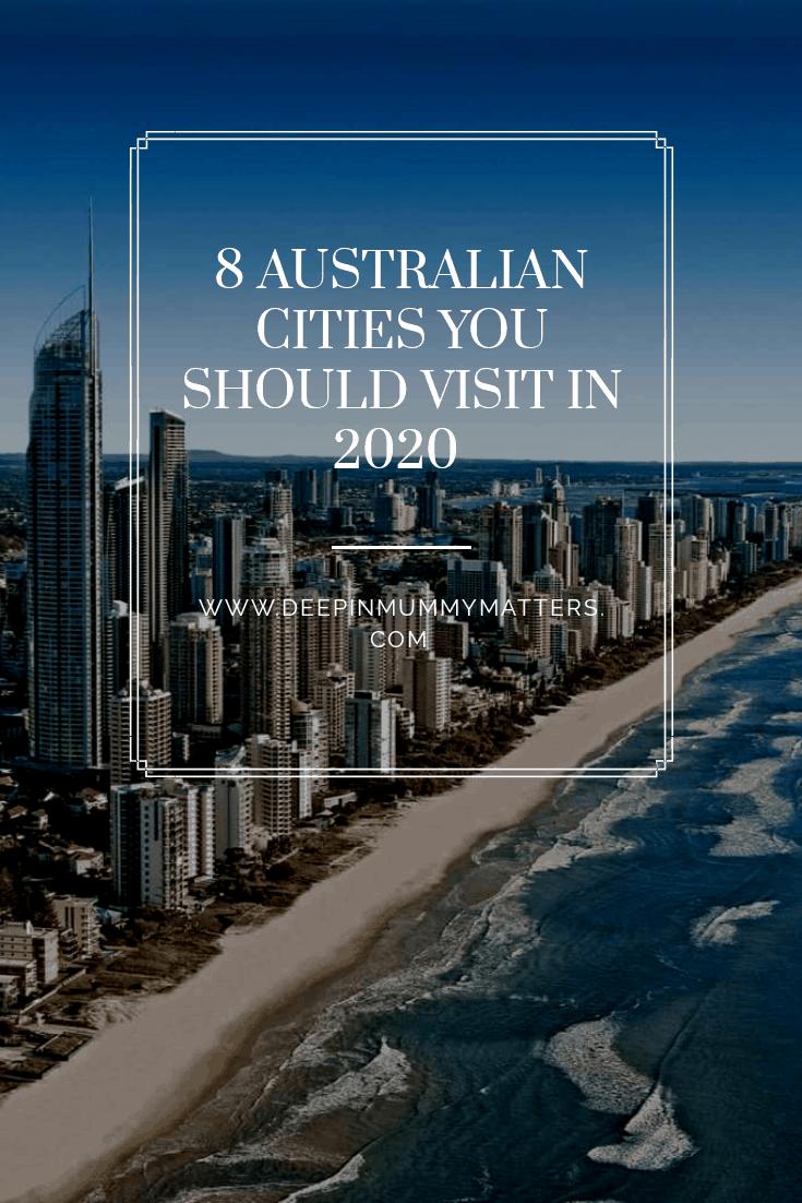 8 Australian Cities