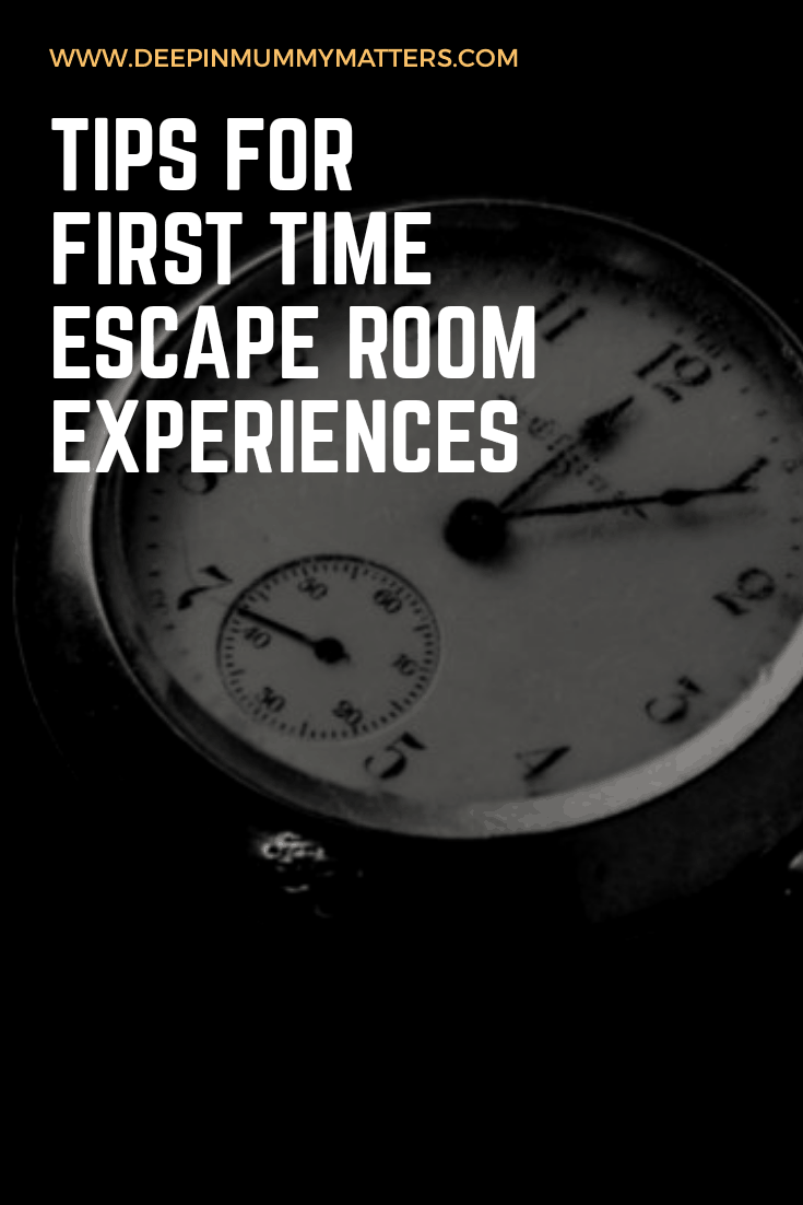 Escape room tips for first-timers