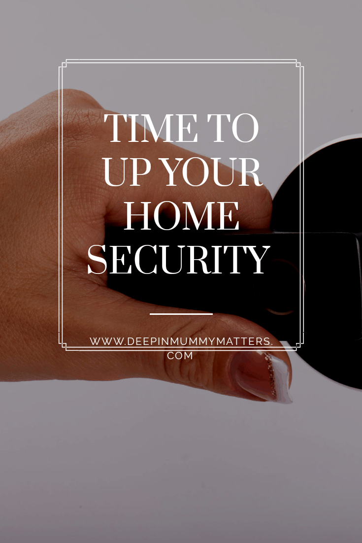 Time to up your home security