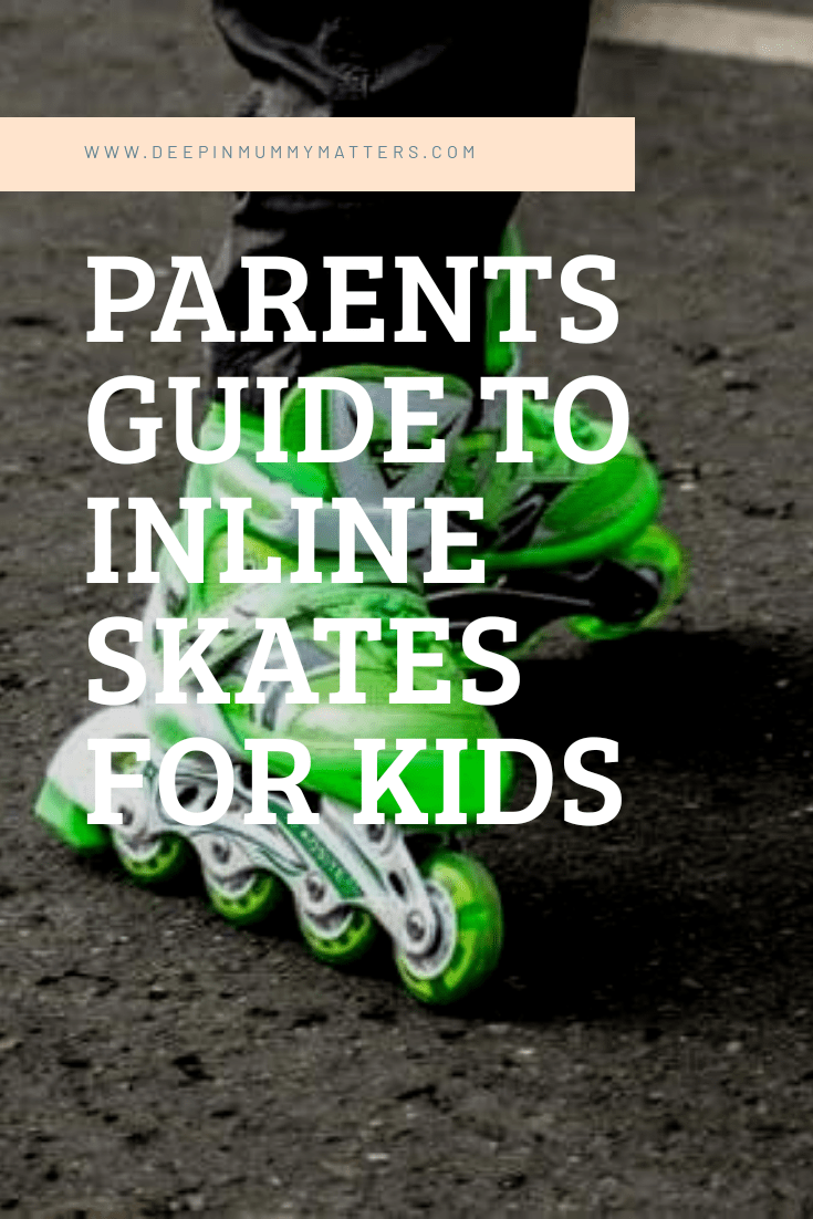 Parents guide to inline skates for kids