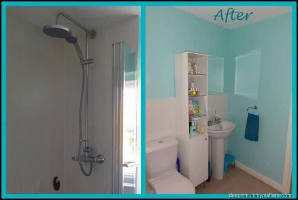 Mira Bathroom Makeover