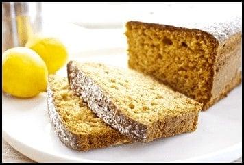 Olive Oil Spongecake