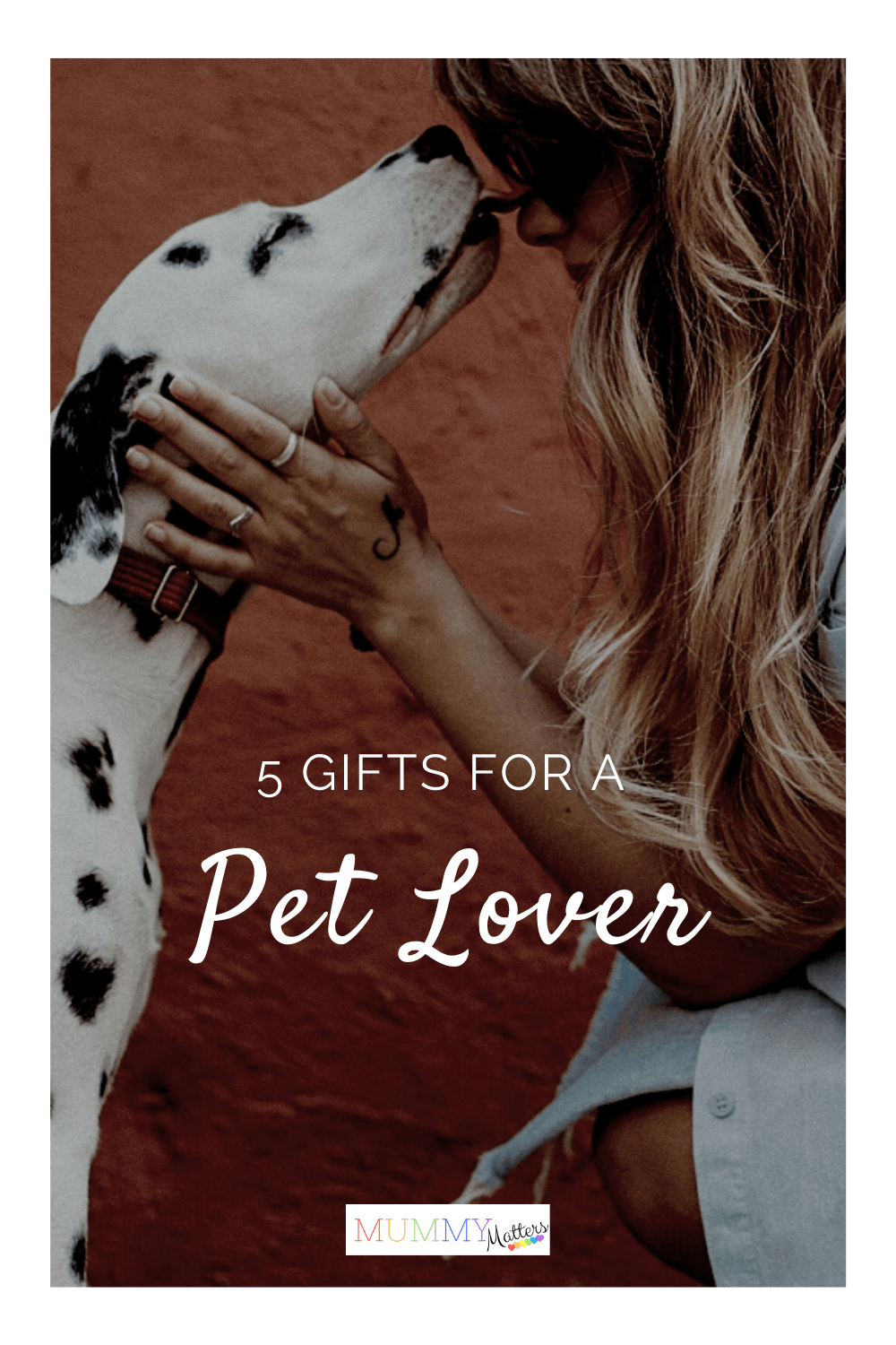 5 Gifts for a Pet Lover