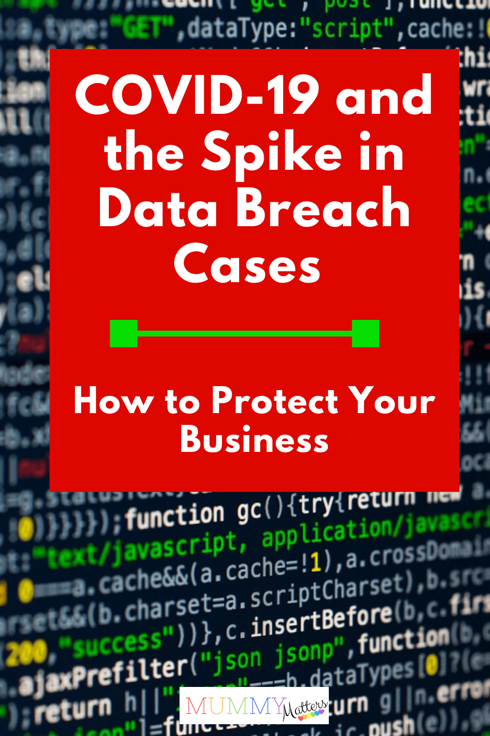 Worried your business is vulnerable to a data breach during COVID-19? Read on for tips on what your company might be at risk to and how to protect yourself.