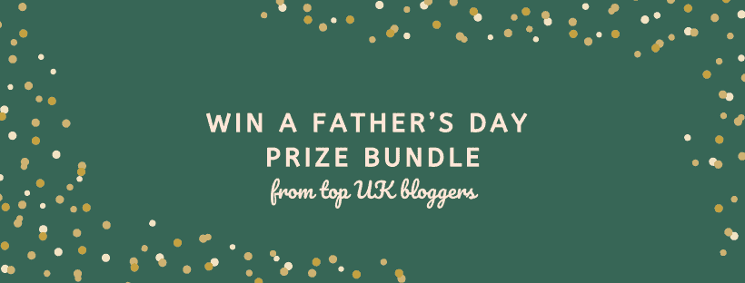 The UK Bloggers Father's Day Prize Bundle Giveaway 1