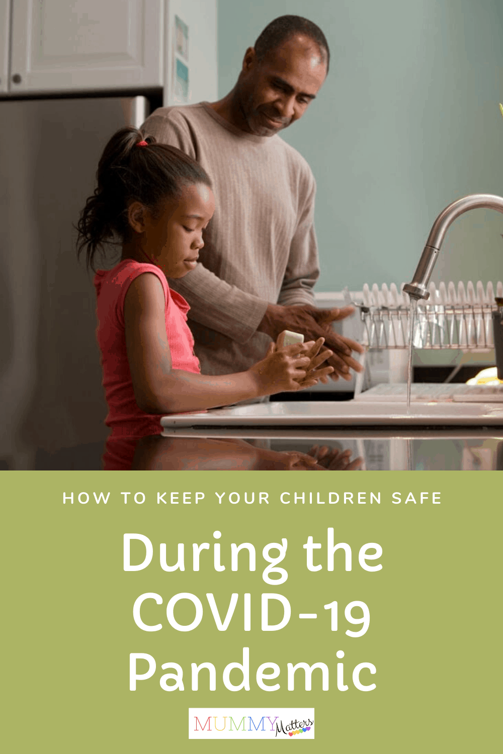 Are you looking to keep your children safe? Here are some ways to support your children's physical and mental health needs during the COVID-19 pandemic