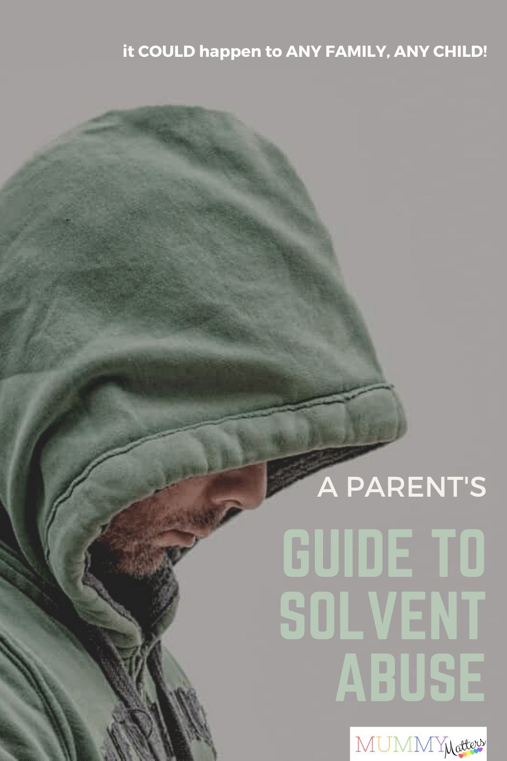 Parent's Guide to Solvent Abuse