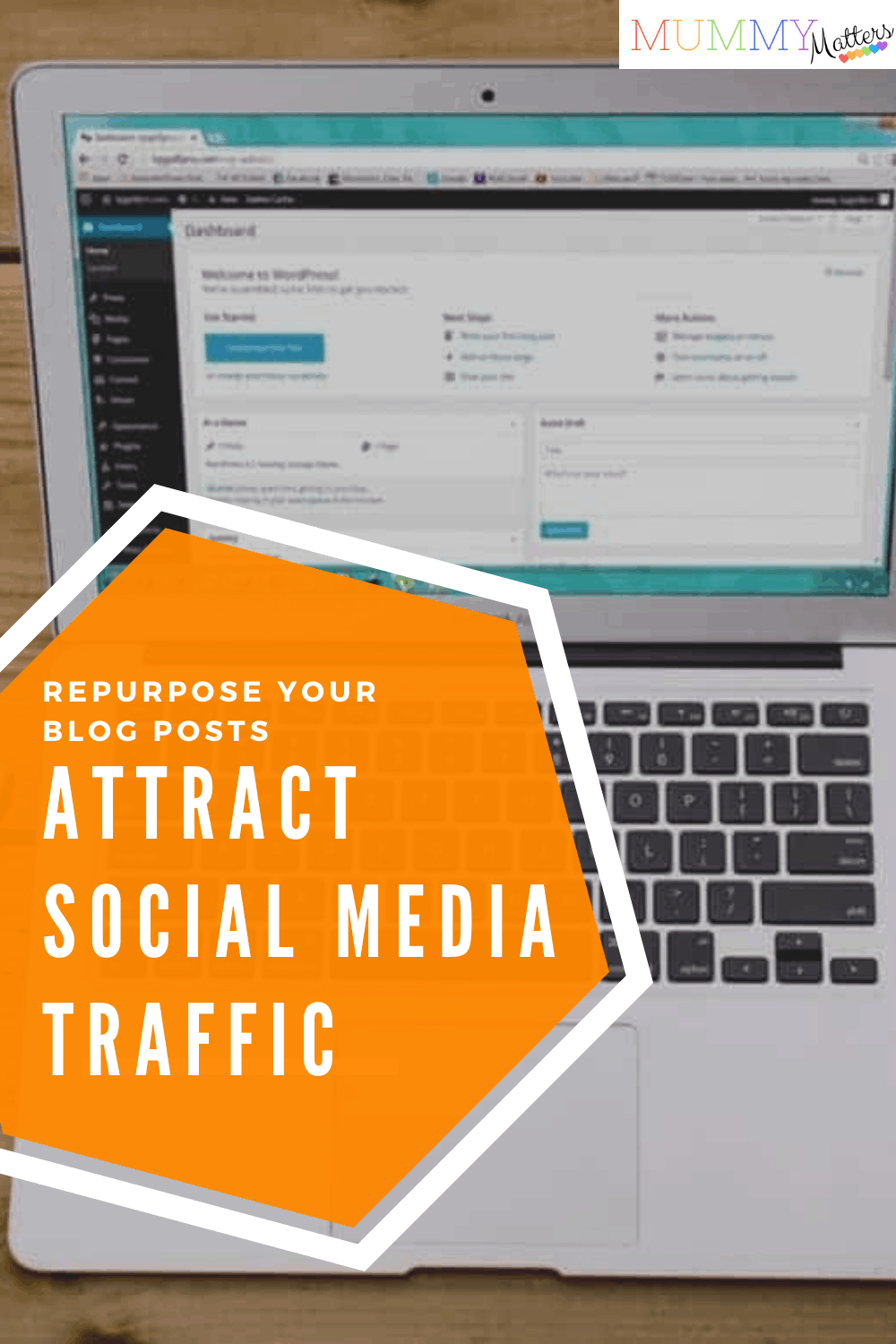 There are a number of ways in which you can make your social media marketing efforts more productive. Out of them, one is to repurpose your blog posts.