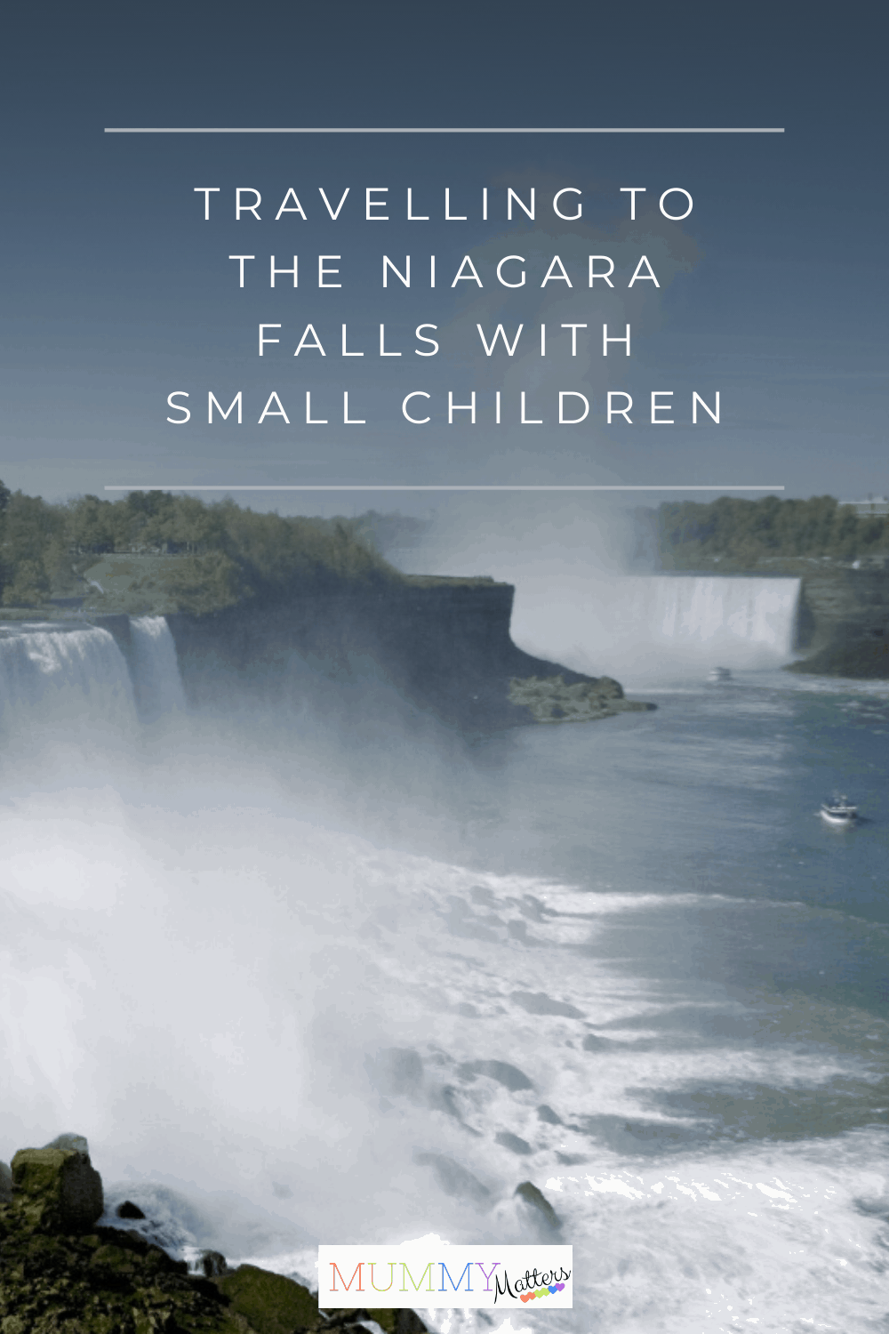 If you plan travelling to Niagara Falls with small children one day, this article is for you. It is a quick round-up of some of the best places to take them, in and around the area.