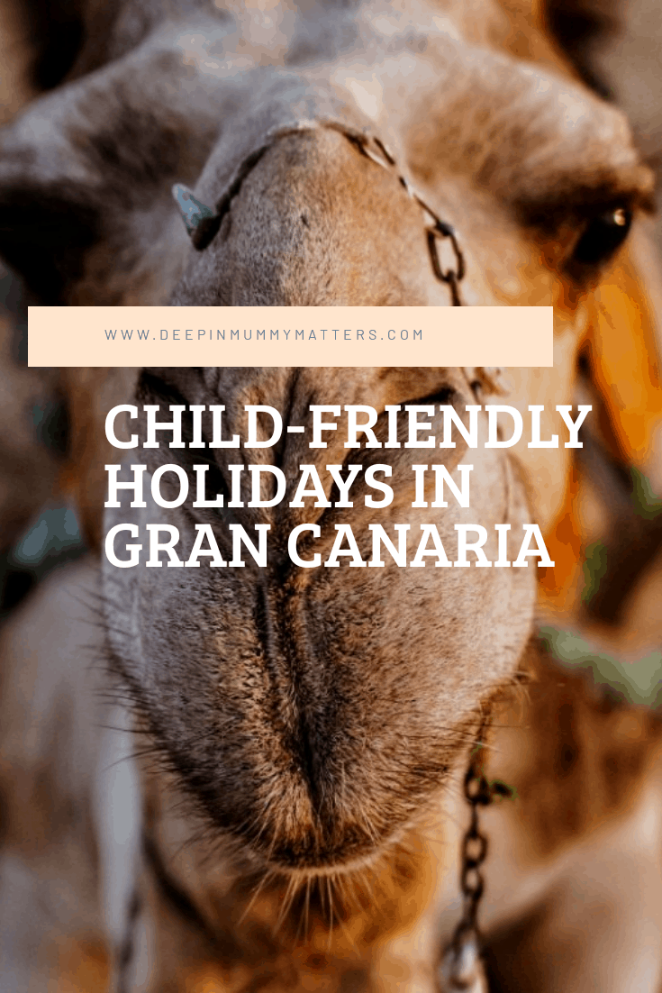 Child-friendly holidays in Gran Canaria