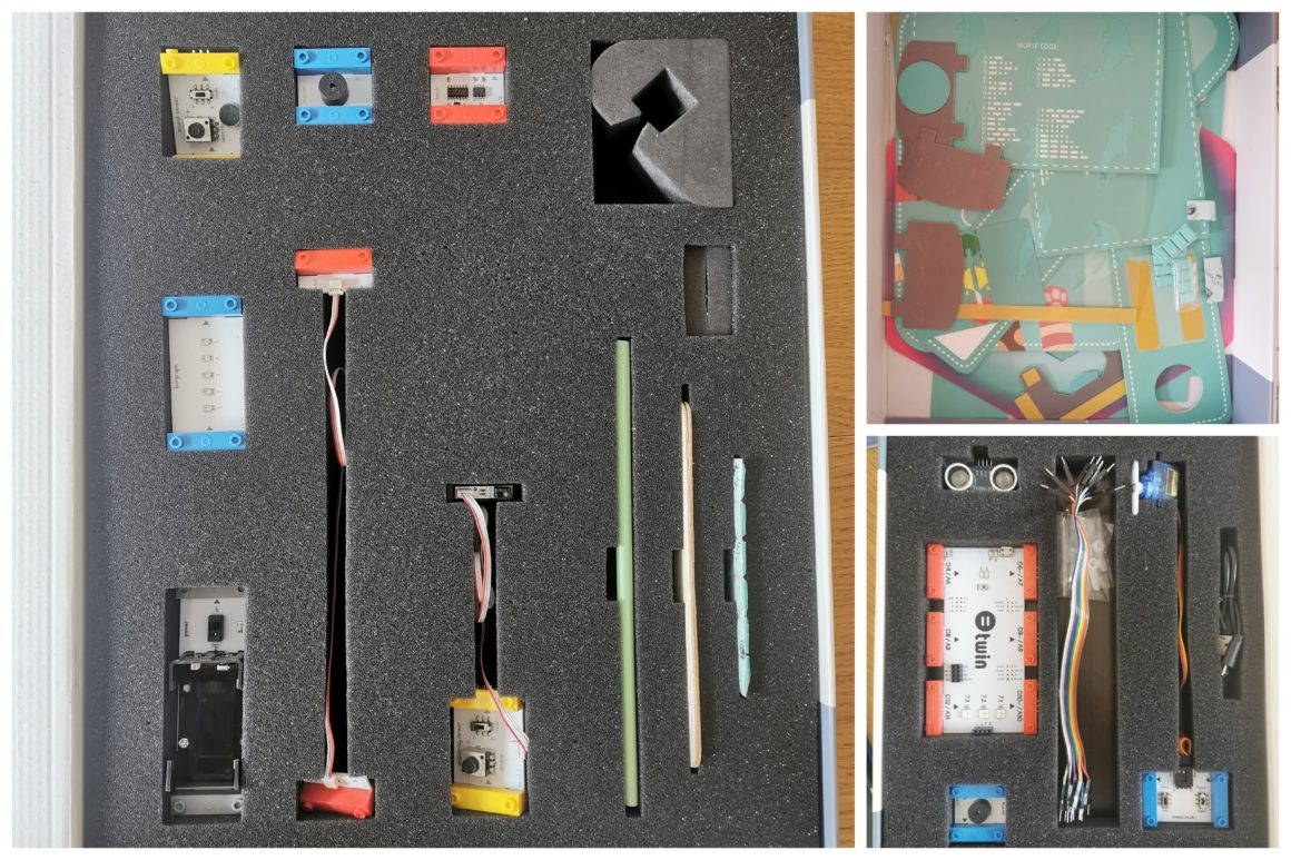 Stem schooling with Twin Science Curiosity Kit