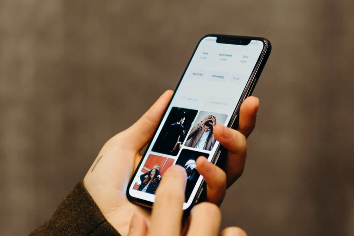 Reverse image search on your smartphone