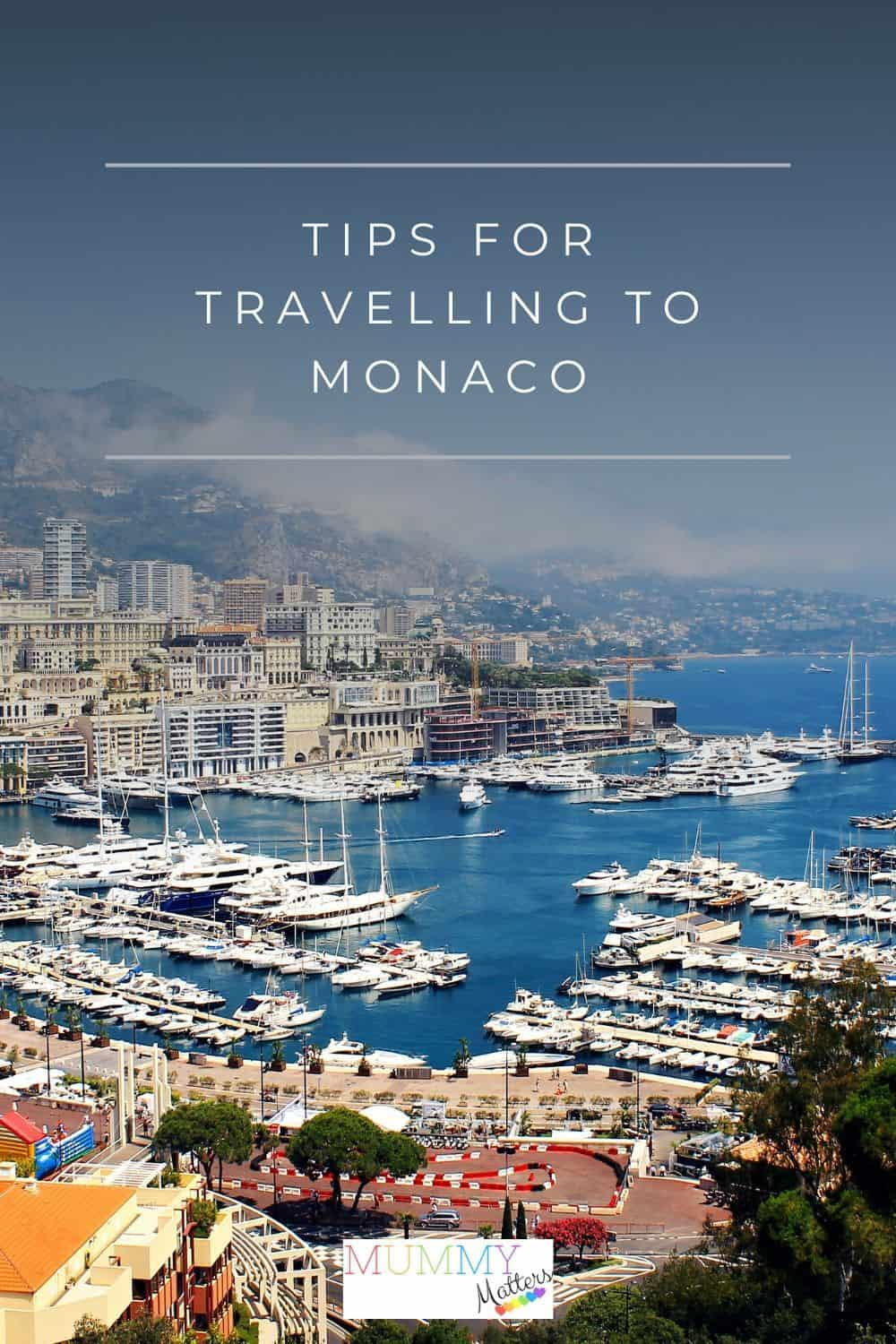 Tips for Travelling to Monaco 1