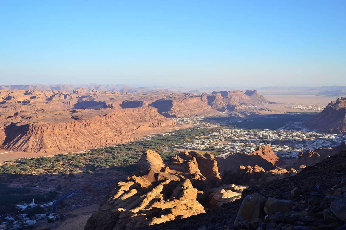 Al-Ula 5 Best Saudi Arabia destinations