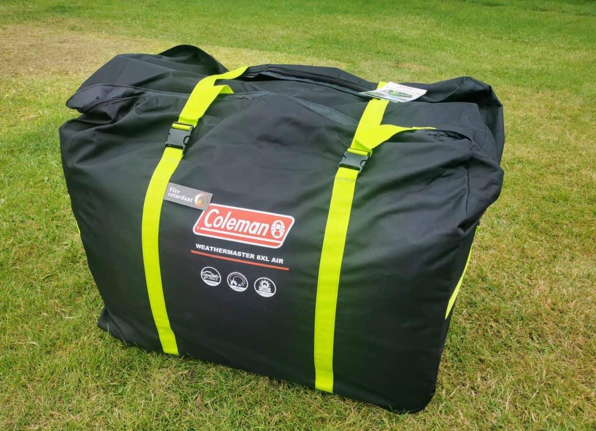 Oversized Wheelie Bag