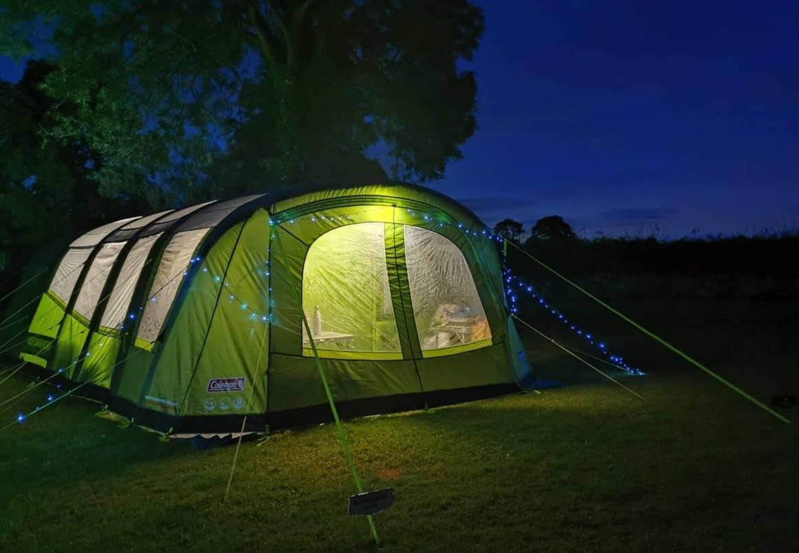 Coleman Weathermaster 8XL Air Tent