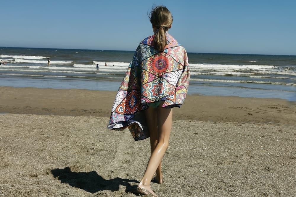 Tesalate Sand Free Towel