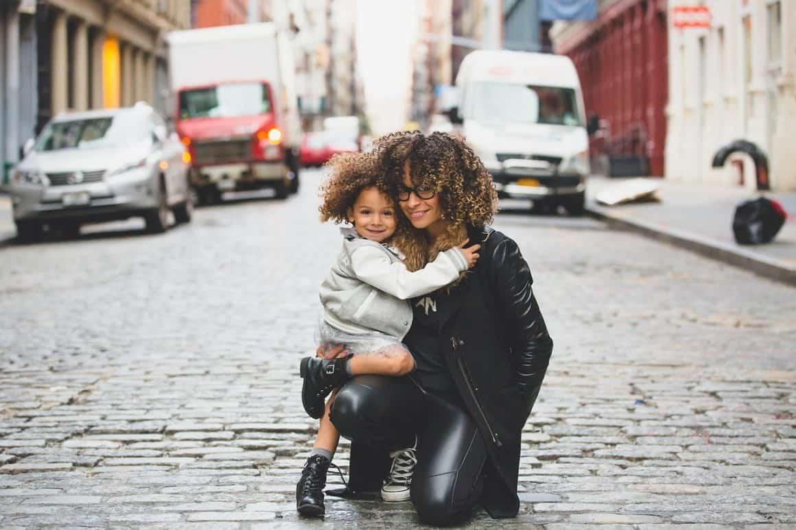 Family Life as a Single Mum