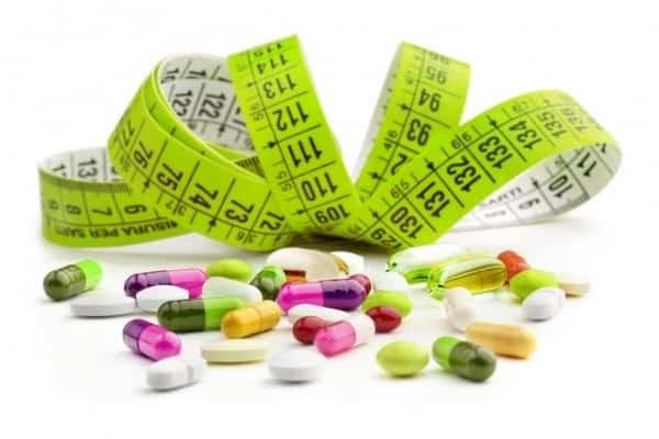 Nonprescription weight loss pills