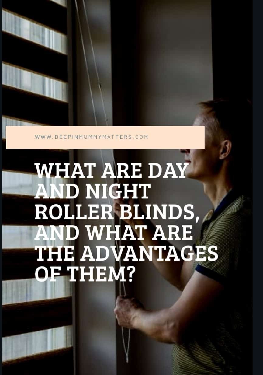 What Are Day And Night Roller Blinds, And What Are The Advantages Of Them? 1