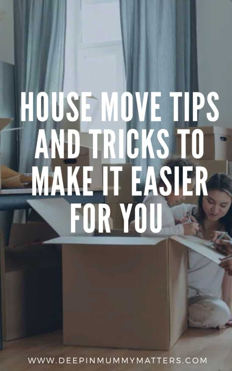 House Move Tips and Tricks To Make It Easier For You 1