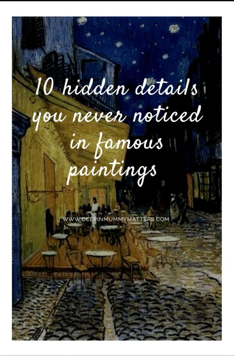 10 Hidden Details You Never Noticed in Famous Paintings 4