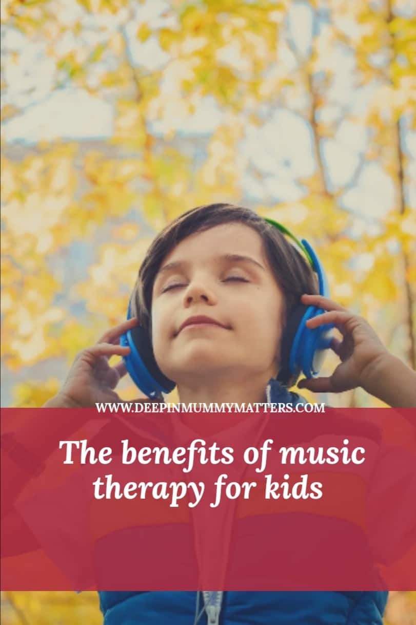 The Benefits of Music Therapy for Kids 2