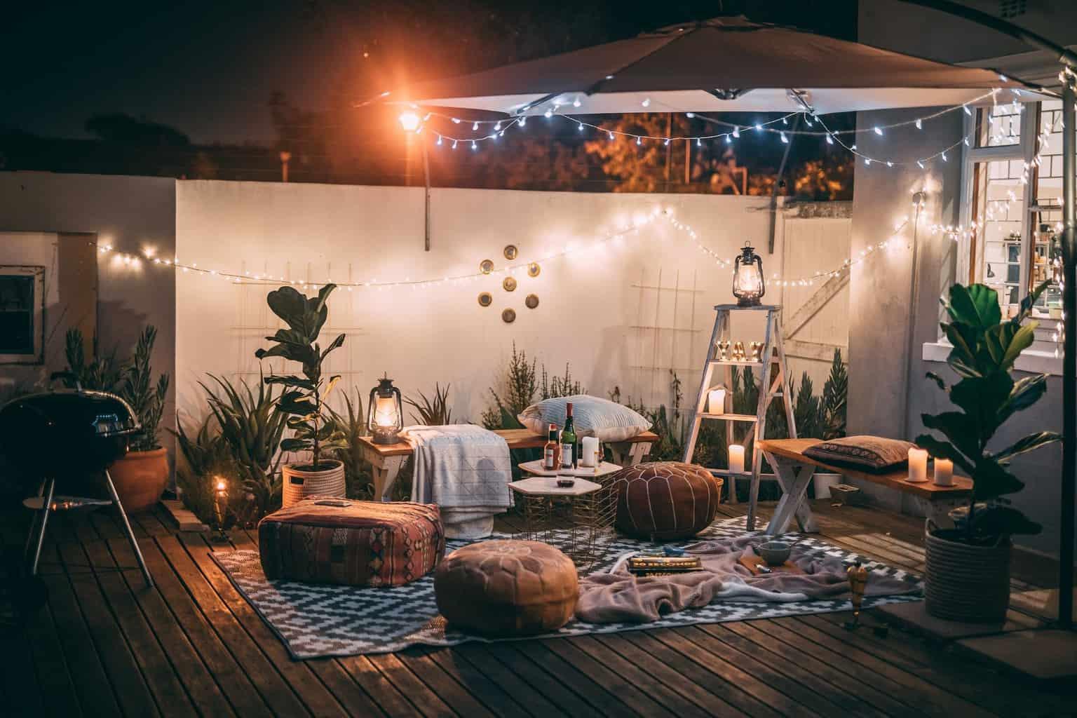 Romantic date night