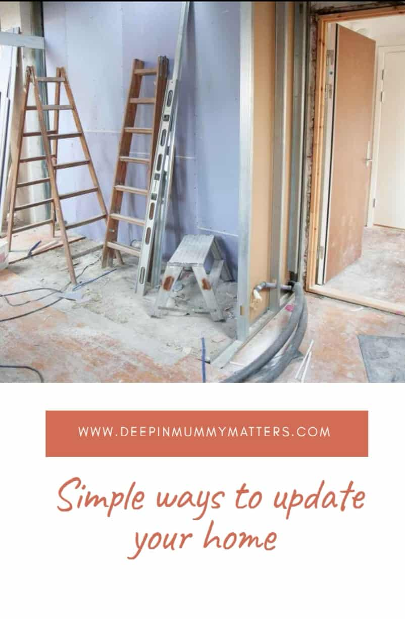 Simple Ways to Update Your Home 1