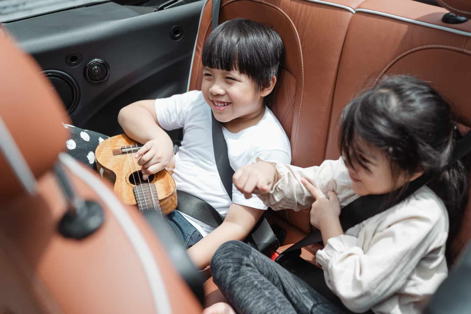 How to Handle Car Accident If a Child Was in Your Car