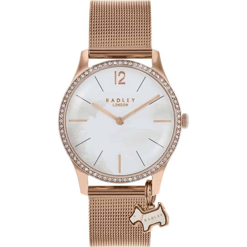 Radley Ladies Millbank Watch - Rose Gold