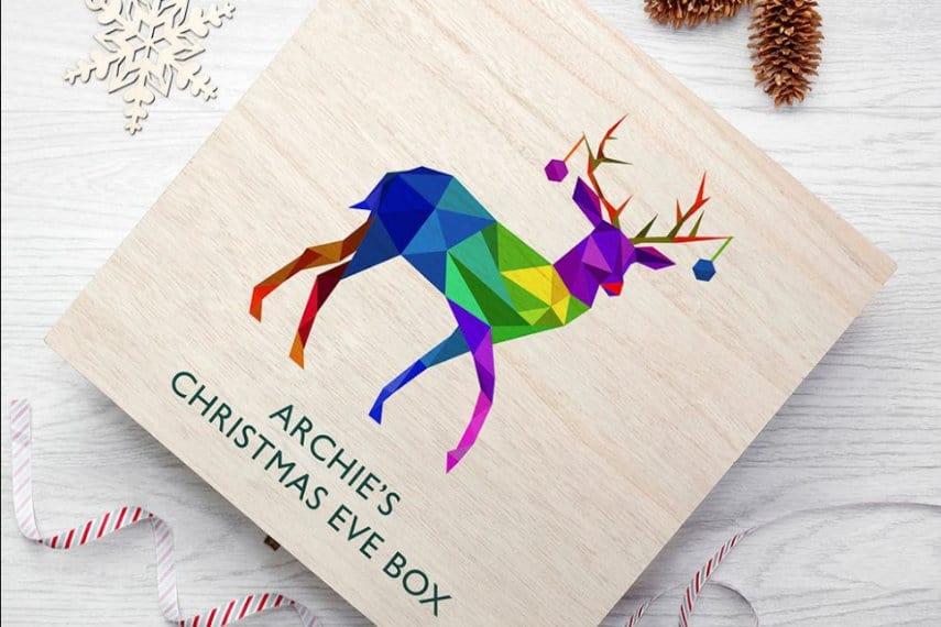 Christmas Eve Box from Treat Republic