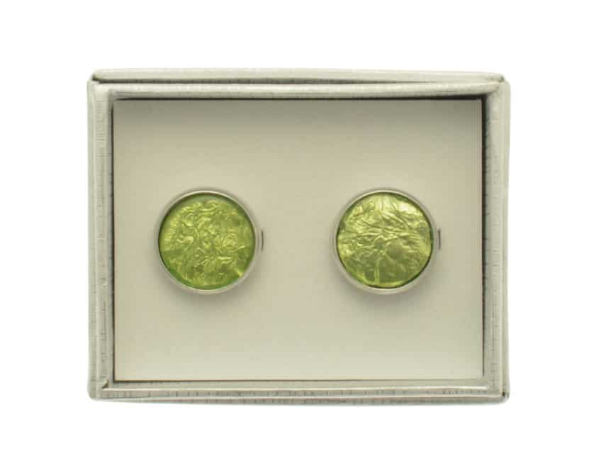 Cufflinks from Miss Milly