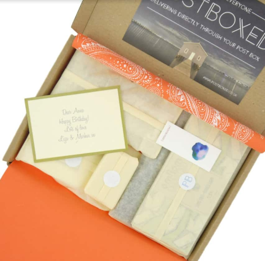 £30 Gift Voucher to spend at Postboxed