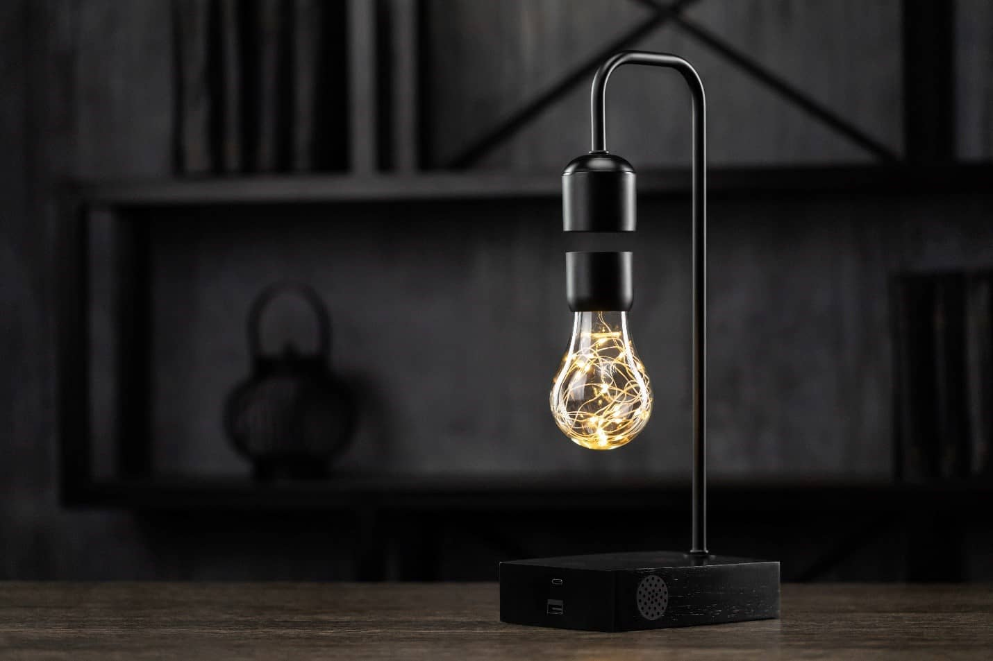 Gifts for Gadget Lovers: Gravita, the Levitating Lamp